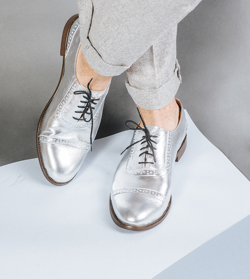 so much more.shoes SILVER 04
